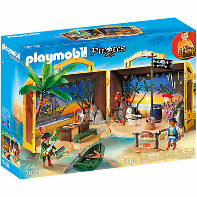 Playmobil 70150 Pirates Take Along Pirate Island • 26.95£