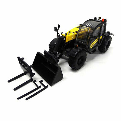 BRITAINS New Holland TH7.42 Telehandler 1:32 Diecast Farm Vehicle 43263 • 20.95£
