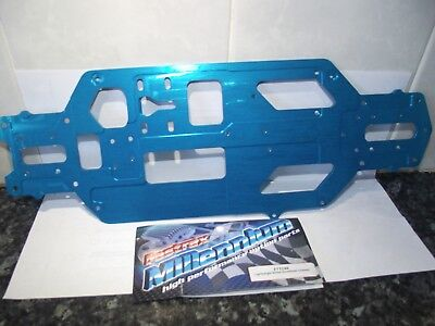 Fastrax Fttc69 Lightweight Milled Aluminium Chassis Blue  • 39.99£