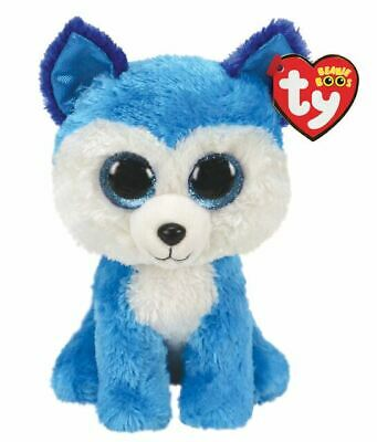 Ty Beanie Babies Boos Prince Husky Plush Soft Toy New With Tags • 8.95£