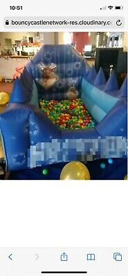 Inflatable Ball Pit  • 125£