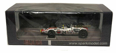 Spark 43IN66 Lola T90 'Red Ball' Winner Indy 500 1966 - Graham Hill 1/43 Scale  • 150£