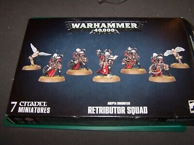 Adepta Sororitas Retributors Legs And Torsos (bits) • 0.99£