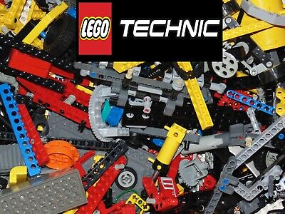 LEGO TECHNIC 500g Bundle Of Mixed Pieces GENUINE Parts Bricks ~400 Pieces Approx • 19.99£