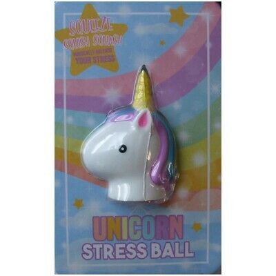 Unicorn Stress Ball Buy One Get One Free • 7£