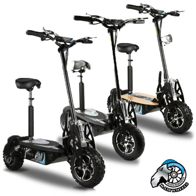 Electric Scooter Powerboard E Scooter 1000W, 1600W 48V, 2000W 60V • 569.95£