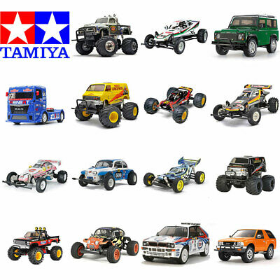 Tamiya RC Assembly Kit Bundles - Includes Everything! Kit Radio Battery Charger • 189.95£