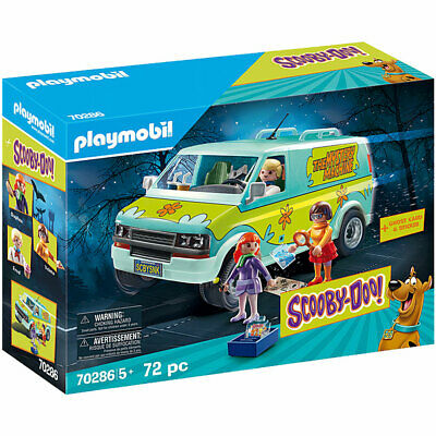 Playmobil 70286 SCOOBY-DOO! Mystery Machine • 42.95£