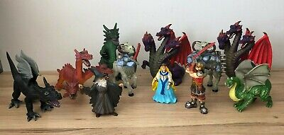 MEDIEVAL MYTHICAL CREATURES TOWER OF DOOM DRAGONS ELC Choose Your Toy Figure • 5.95£