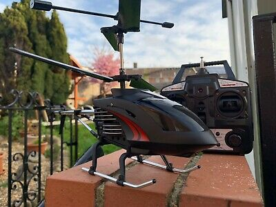 Toughcopter 3.0 Channel Remote Control Helicopter • 16£