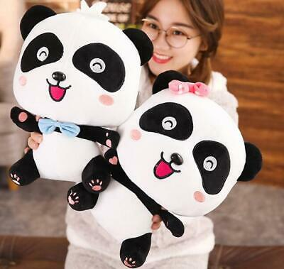 Cute BabyBus Kawaii Paanda Durable Plush Doll Soft Stuffed Animals Toys New • 12.99£