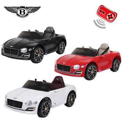 Official Bentley EXP 12 Kids Electric Ride On Car 12V Battery Remote Control • 169.99£