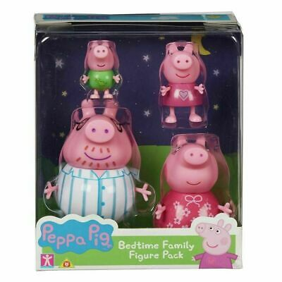 Brand New Peppa Pig Character Bed Time Set Fast Free Delivery • 11.75£