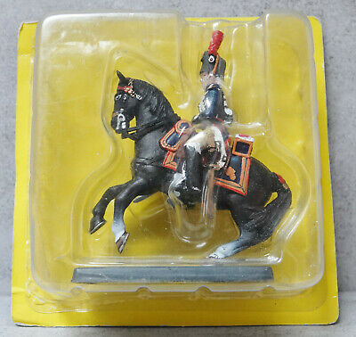Del Prado French Imperial Guard  Horse Grenadier Mounted Soldier Figure Sealed • 9.99£