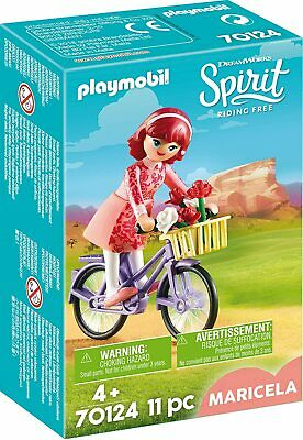 Playmobil Spirit 70124 Maricela With Bicycle By PLAYMOBIL • 9.09£