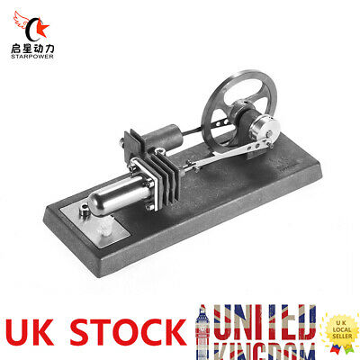 STARPOWER Mini Hot Air Stirling Engine Model Kit DIY Toy Physics Experiment A8N6 • 19.94£