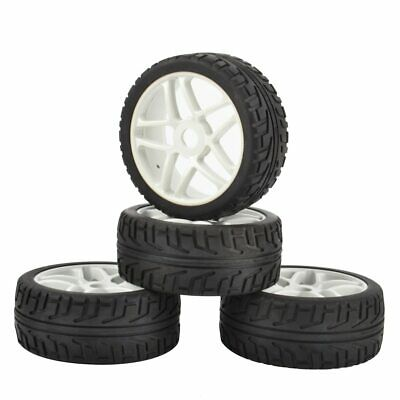 1/8 17mm RC ON Road Buggy Off Road Wheel And Tyre For Buggy KYOSHO HPI LOSI HSP • 15.99£