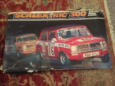 Scalextric 300 Vintage Boxed Set - Mini GT. Electric Model Racing • 145£