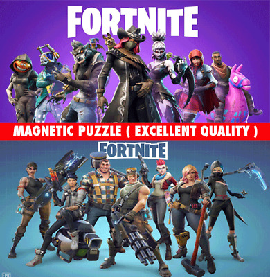 Fortnite Puzzle 120 Piece Jigsaw Puzzle Birthday Gift For Boys Teenagers • 9.99£