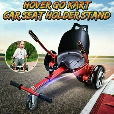 Adjustable Hoverkart Go Kart For Segway Swegway Hoverboard Scooter Kids & Child • 29.99£