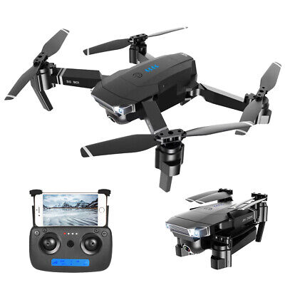 SG901 4K Drone With Camera Optical Flow Positioning MV Follow Me Gesture Q8N3 • 56.22£