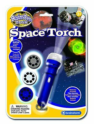 Brainstorm Toys E2008 Space Torch And Projector • 8.63£