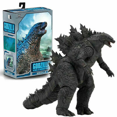 NECA Godzilla 2019 King Of The Monster 7  PVC Deluxe Action Figure Model Toys • 17.99£