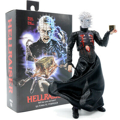 NECA Hellraiser Pinhead Hell Priest Pinhead 7  Ultimate Action Figure Model Gift • 30.55£