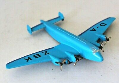 Dinky Toys Ref 62Y Giant High Speed Monoplane • 9£