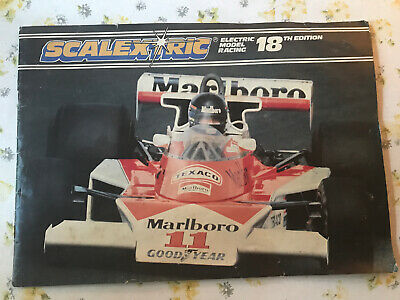 Scalextric 18th Edition Fair Condition • 4£