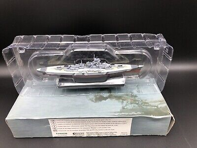 DeAgostini Atlas Editions Legendary Warships - Bismark - Boxed On Stand • 7.99£