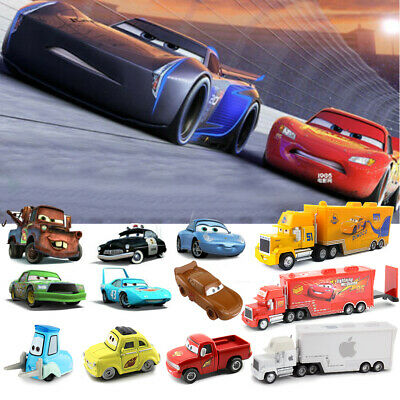 Pixar Cars 1:55 Diecast Racers No.84 Mcqueen Metal Mini Rare Kids Boys Girls Toy • 20.99£