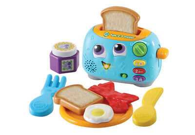 Leap Frog Yum-2-3 Toaster • 17.99£