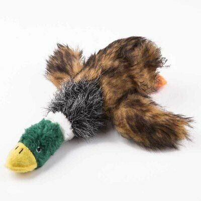 Forgive Duck Pet Toy Vocal  Plush New BB Called Puppet 8IN • 9£
