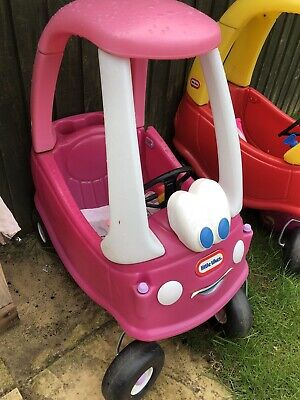 Little Tikes Cosy Coupe Car Pink Or Red Available • 15£