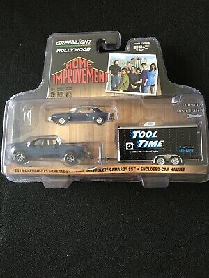 Greenlight Collectibles 1:64 Hollywood Hitch & Tow Series 7 Home Improvement • 7.50£