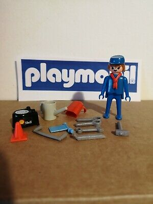 Vintage Playmobil Figure And Accessories • 3.99£