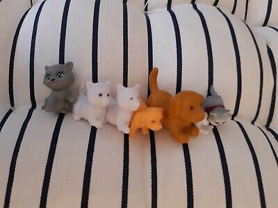 Bundle Of Palstic Mini Animal Toys  • 1£