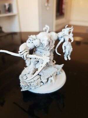 Warhammer 40k Converted Nurgle Demon Lord • 15£