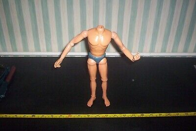 Vintage Action Man,toy,cpg Body. • 25£