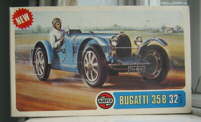 Airfix Bugatti 35B  Kit  1:32 Scale  Early Packaging • 29.99£