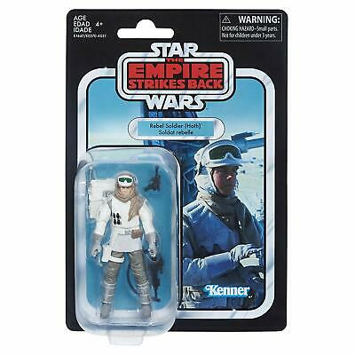 Star Wars The Vintage Collection Hoth Rebel Soldier Action Figure NEW • 16.97£