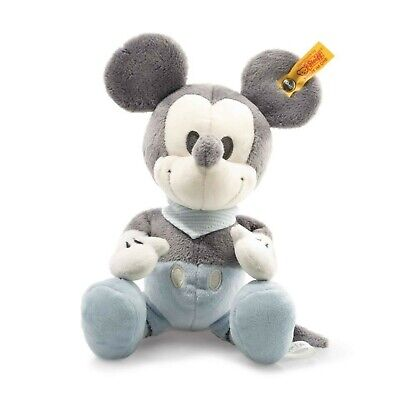 Steiff, Mickey Mouse With Squeaker Suitable For Babies. EAN 290039. New • 37.99£