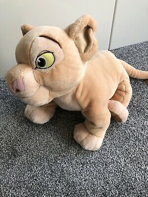 Large Nala From The Lion King Soft Toy Bought From Disney Land Orlando Florida • 9.99£