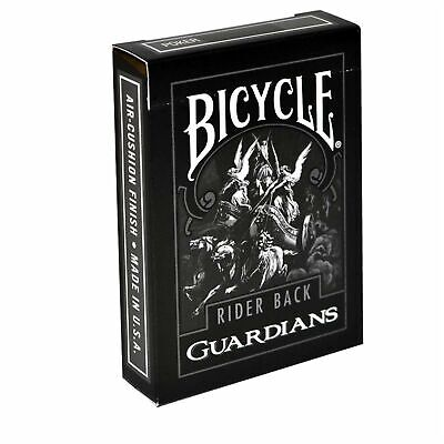 Bicycle Guardians Playing Cards 1 Pack Casino Poker Game Fun Cards • 3.99£