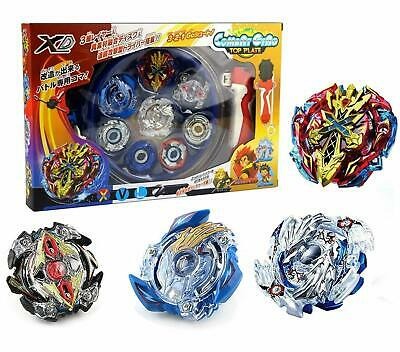 Bayblade Beyblade Burst 4D Set With Launcher Arena Metal Fight Battle Kids Toys • 10.99£