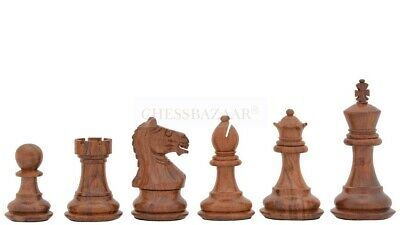 CB Fierce Knight Staunton Wooden Chess Pieces In Sheesham & Box Wood 3.0  King • 69.91£