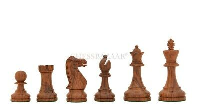 The CB Grandmaster Staunton Series Chess Pieces In Sheesham Wood - 3.75  King • 91.19£