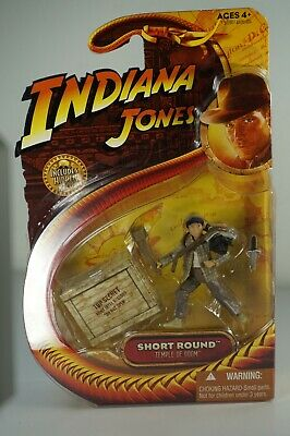 Hasbro Indiana Jones And The Temple Of Doom Short Round Action Figure 2008 MOC • 21.95£
