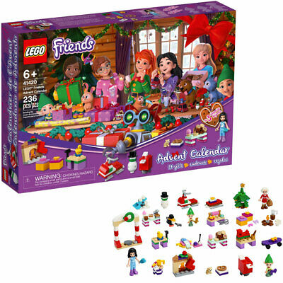 LEGO Friends Advent Calendar 2020 41420 236pcs Age 6+ • 21.90£